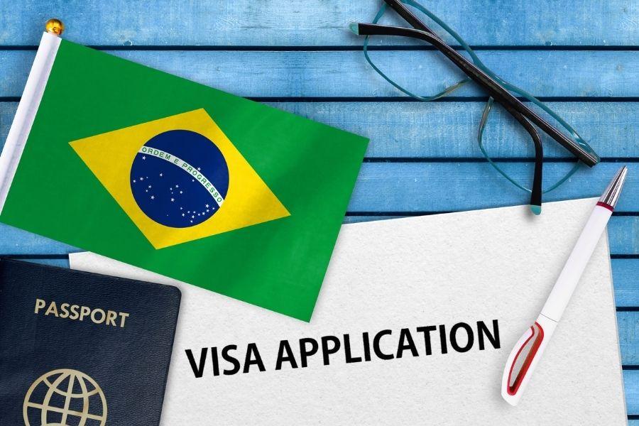 visa pour voyager au bresil